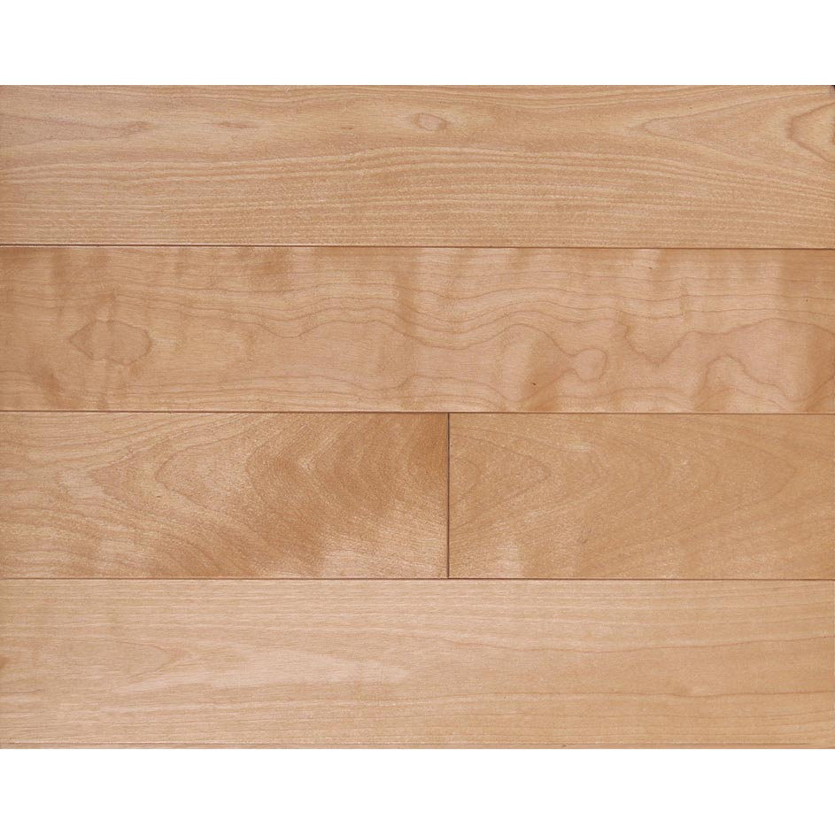 S30 - Birch wood solid flooring